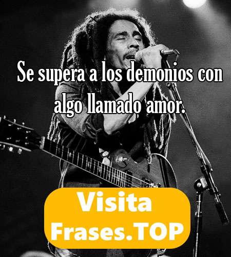 Frases De Bob Marley De Amor Y De La Vida Cortas Y Bonitas