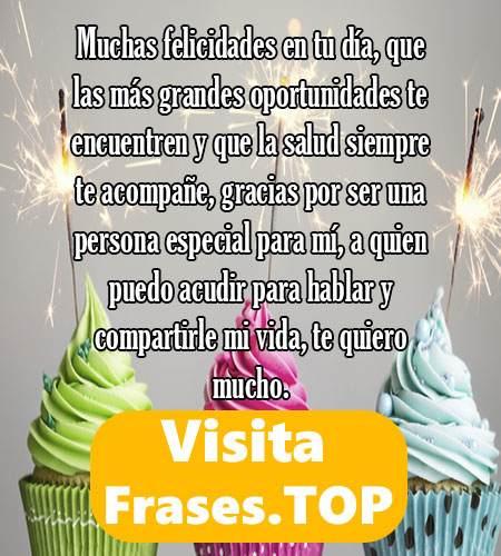 Feliz Cumpleaños Felicidades Frases Mensajes Felicitaciones
