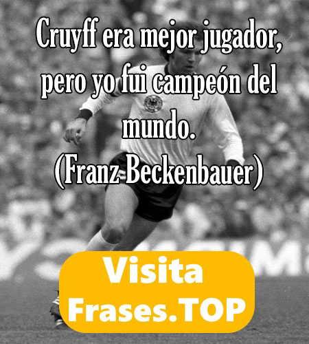 Frases De Futbol Motivadoras Cortas De Jugadores De La Historia