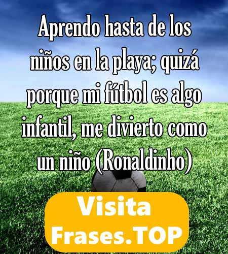 Frases De Fútbol Motivadoras Cortas De Jugadores De La Historia