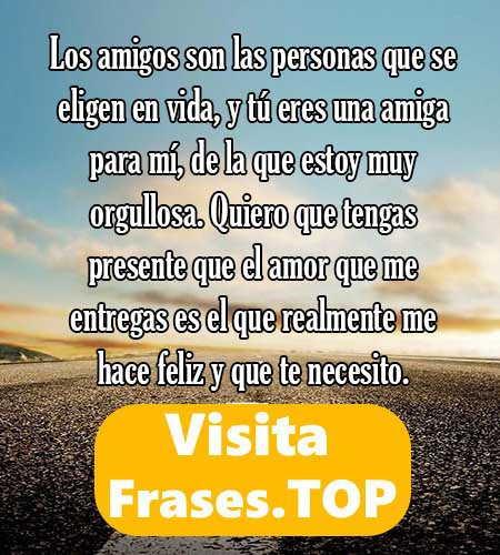 Mensajes Y Frases Para Amigas Y Mejor Amigo Bonitas Y Cortas