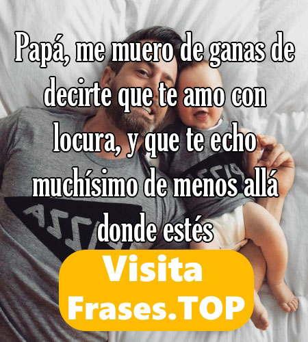 Frases De Amor Para Papa Cortas Y Bonitas Feliz Dia Del Padre