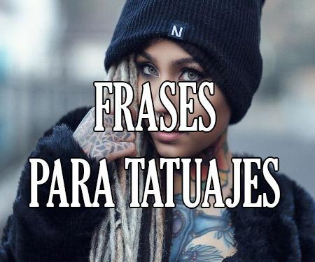 Frases Para Tatuajes Cortas Bonitas Y Originales Espanol Y Ingles