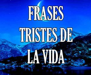 @frasestop  Frases Tristes de la Vida