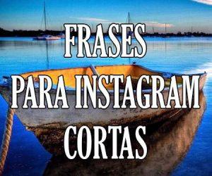 frases para instagram cortas destacada
