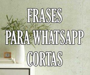 frases whatsapp cortas destacada