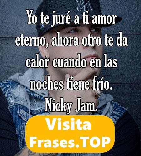 @frasestop mensajes de reggaeton