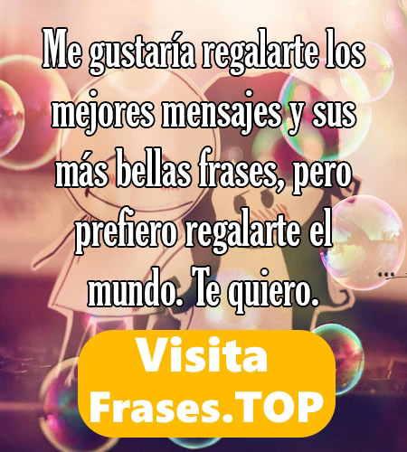 Mensajes Y Frases De Amor Bonitas Cortas
