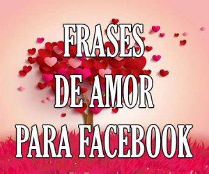 frases de amor para facebook destacada