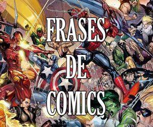 frases de comics destacada