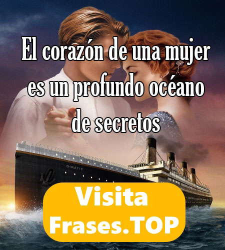 frases de titanic