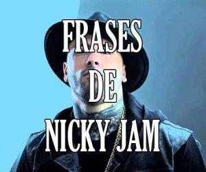 frases de nicky jam