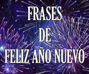 frases, mensajes y felicitaciones de año nuevo