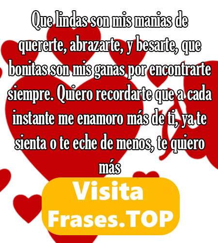 Mensajes Y Frases De Amor Bonitas Y Cortas Para Mi Novio Novia