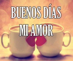 Mensajes de Buenos Dias Mi Amor