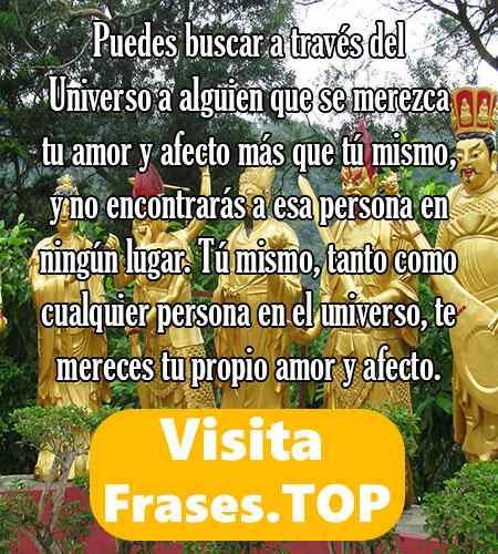 citas budistas de amor