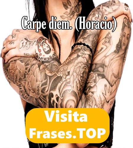 frases cortas para tatuajes