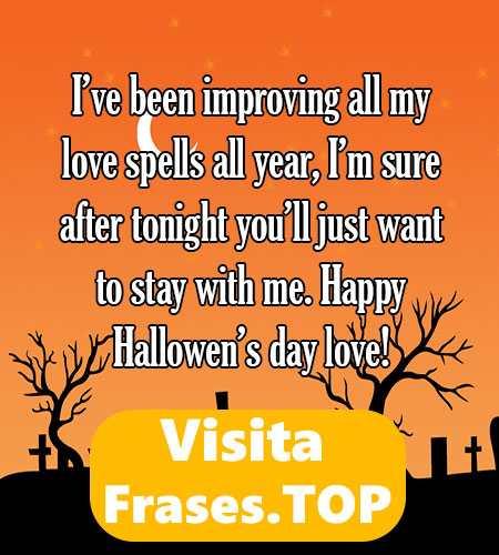frases de halloween en ingles