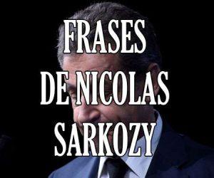 frases de nicolas sarkozy