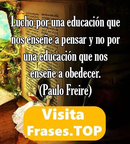 Frases De Educacion Educativas Motivadoras Para Estudiantes