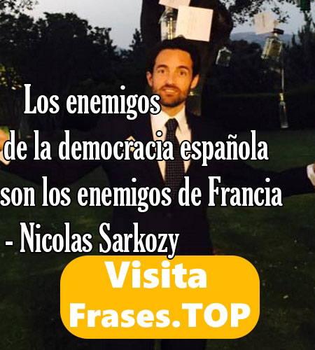 Nicolas Sarkozy Frases Discurso De La Izquierda Hipócrita