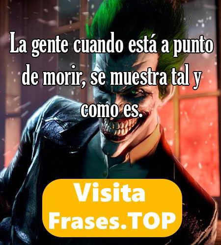 Frases Del Guasón Jóker Tristes De Amor A Harley Quinn