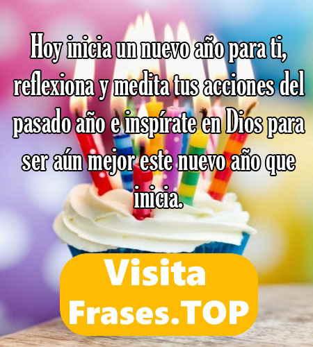 Frases Y Mensajes De Feliz Cumpleaños Cristianos Con