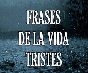Frases de la Vida Tristes