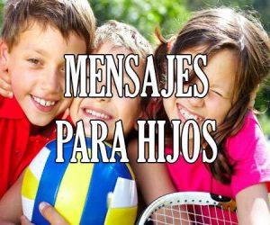 Mensajes Y Frases De Amor Para Un Hijo O Mi Hija Cortas Y