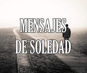 Mensajes de Soledad