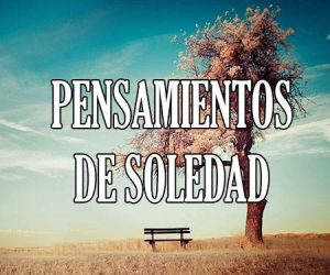 Pensamientos Mensajes Y Frases De Soledad Tristeza Y