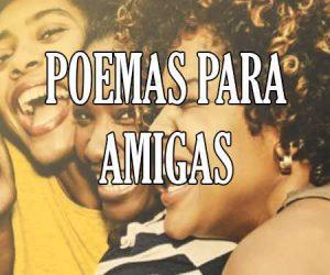 Poemas para Amigas
