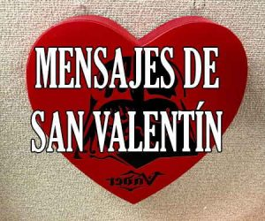 Mensajes de San Valentin
