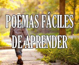 Poemas Fáciles de Aprender
