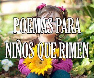 Poemas para Niños que Rimen