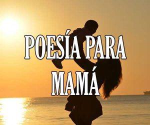 Poesia Para Mama