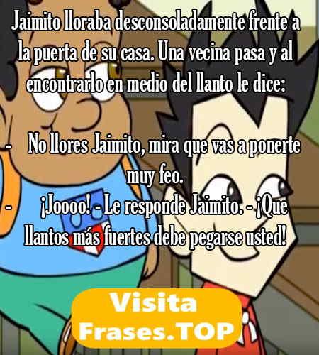 chistes de Jaimito cortos
