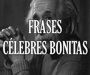Citas Y Frases Célebres Famosas Cortas Y Bonitas 2020