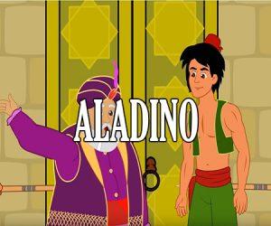 Resumen de Aladino y La Lampara Maravillosa