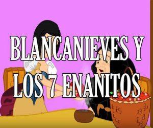 Cuento de Blancanieves