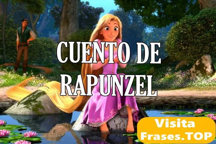 Cuento de la princesa rapunzel
