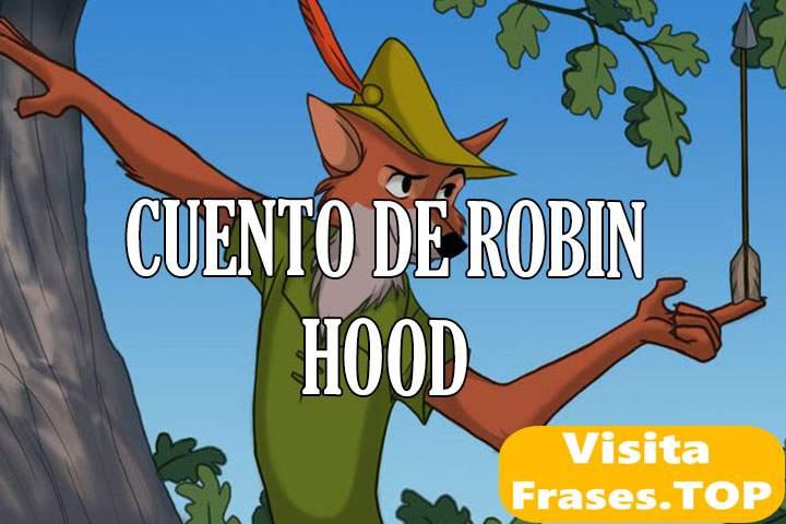 Cuento de robin hood