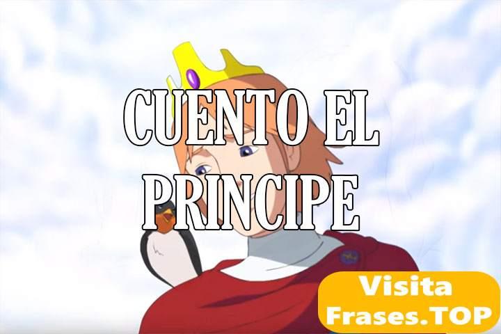 cuento el principe feliz