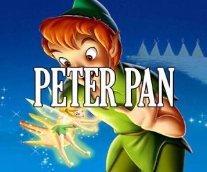 Resumen de Peter Pan