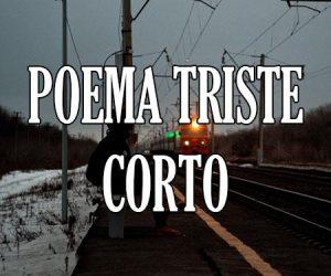 Poema de Tristeza corto