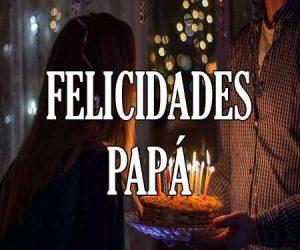 Felicidades Papa