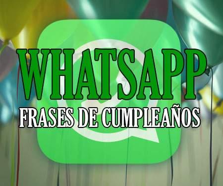 Felicitaciones De Cumpleaños Para Whatsapp Para Enviar Gratis