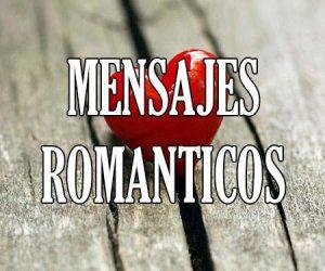 Mensajes Romanticos