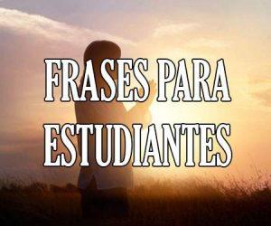 Frases para Estudiantes