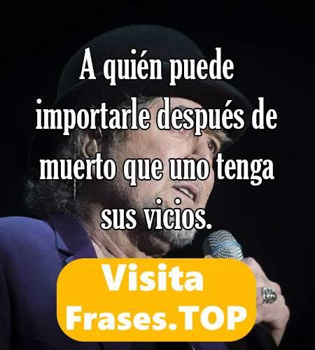 frases de Joaquín Sabina